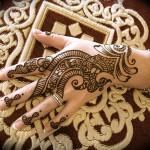 Arabic Mehndi Designs 003
