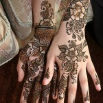 Arabic Mehndi Designs 007