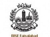 BISE Faisalabad Board Inter Part 2 Result 2014