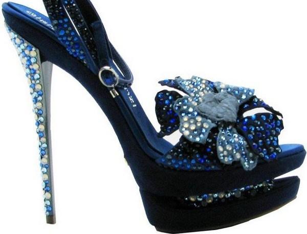 Black Wedding Shoes For Brides