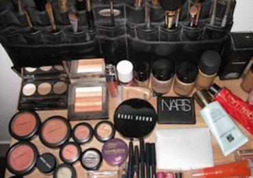Bridal Makeup Bags Collection