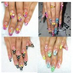 Cute Nail Art Designs 001