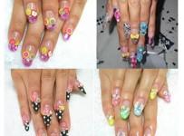 Cute Nail Art Designs 001
