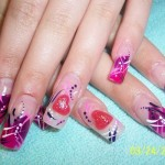 Cute Nail Art Designs 004