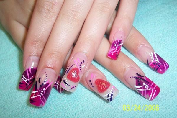 cute nail art designs 004