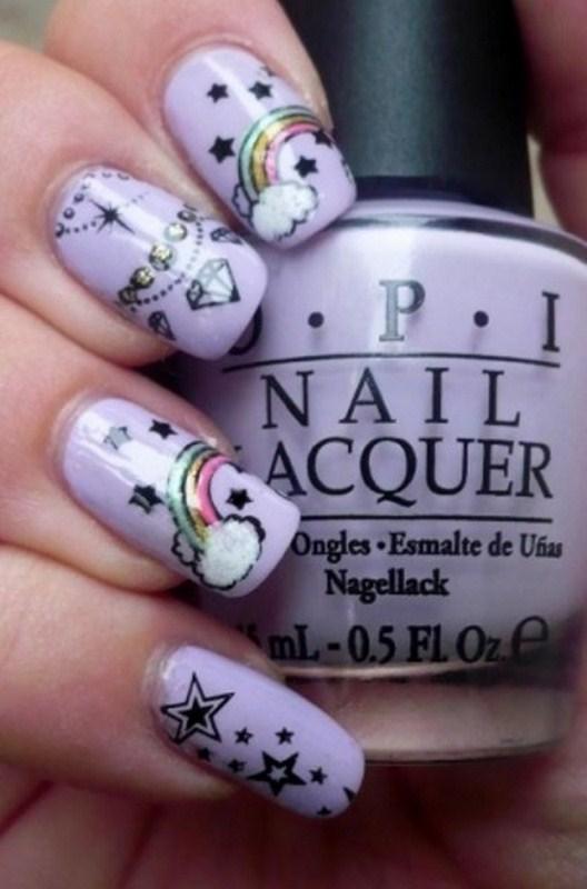 cute nail art designs 005