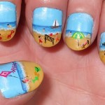 Cute Nail Art Designs 007
