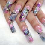 Cute Nail Art Designs 008