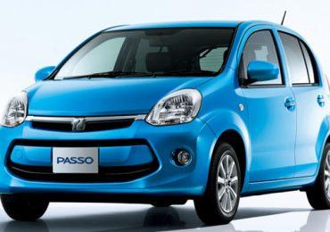 Toyota Passo 2022 Price in Pakistan
