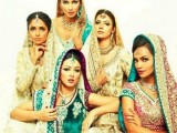 Pakistani Bridal Dresses Trends 2012