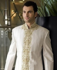 Pakistani Groom Dresses 2013