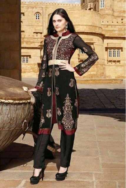 Ladies Shalwar Kameez Design 2019
