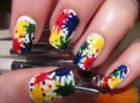 Simple And Creative Nail Designs 001