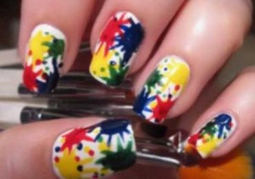 Simple And Creative Nail Designs