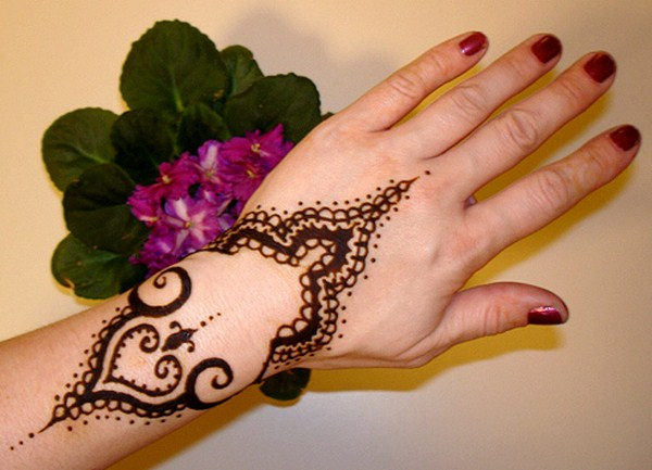 Mehndi Flower Dailymotion : Simple mehndi designs for hands feet and fingers