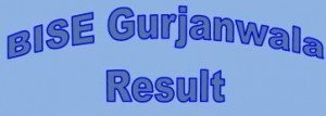 BISE Gujranwala Board Inter Part 2 Result 2014