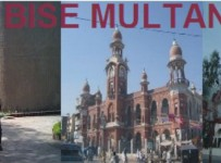 BISE Multan Board 9th Class Result 2013