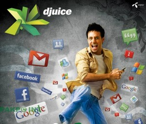 Djuice Internet Bundle
