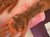Flower Mehndi Designs For Hands 0014