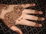 Flower Mehndi Designs For Hands 006