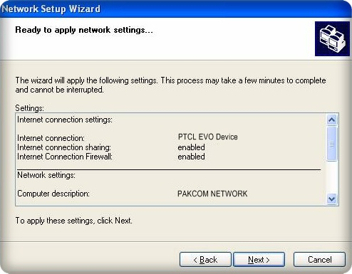 How To Share PTCL EVO Internet Connection A Complete Tutorial 7