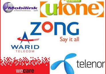 How To Check Balance Of Telenor Jazz Ufone Zong Warid