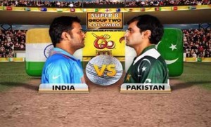 Pakistan Vs India T20 Match Highlights Super 8 World Cup 2012