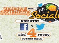 Ufone Socialife Offer Unlimited Facebook And Twitter Usage