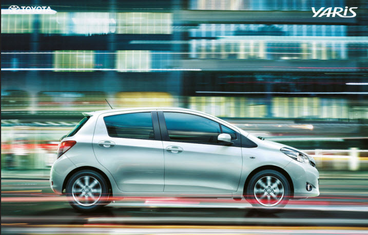 toyata yaris Price