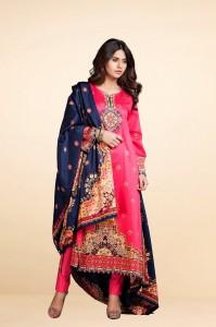 kayseria dress designs for winter