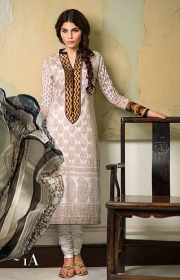 sana safinaz dresses in winter