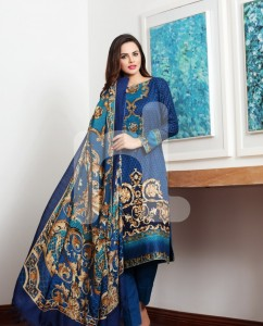 Nishat Linen Winter Collection 2016 For Women