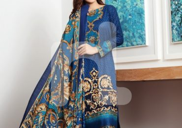 Nishat Linen Winter Collection 2021 with Price