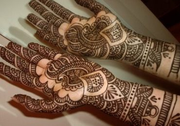 Engagement Henna Designs