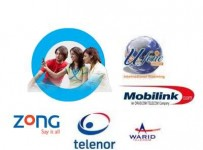Helpline Number of Warid, Telenor, Ufone, Jazz, Zong