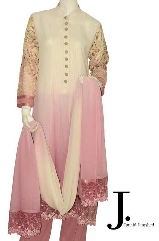 2018 ladies j eid collection Eid Dress