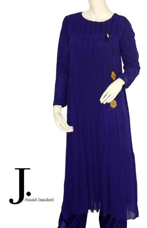 Junaid Jamshed Winter Collection 2012 2013 009 - Junaid Jamsheead Ladies dress 2013 collection