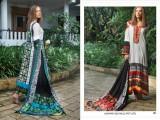 LSM Lakhani silk dresses in winter