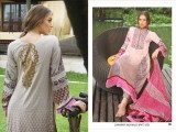 LSM Lakhani silk dresses in winter