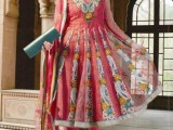 Latest Frocks Fashion In Pakistan 0015