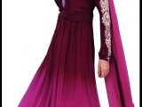 Latest Frocks Fashion In Pakistan 004