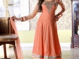 Latest Frocks Fashion In Pakistan 006