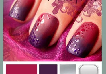Matte Nail Polish Designs