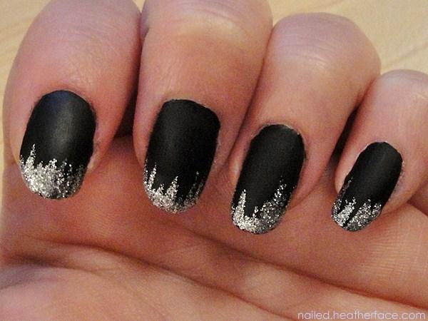 matte nail polish designs 0011