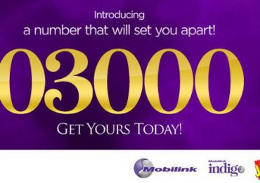 Mobilink 03000 With New Series Code