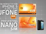 Nano SIM In Pakistan By Ufone & Mobilink