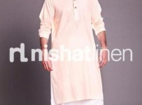 Nishat Linen Winter Collection 2012 For Men 001