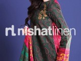 Nishat Linen Winter Collection 2012 For Women