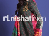 Nishat Linen Winter Collection 2012 For Women 001