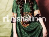 Nishat Linen Winter Collection 2012 For Women 0012